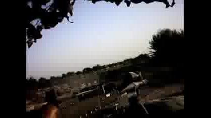 C6 Machine Gun In Afghanistan
