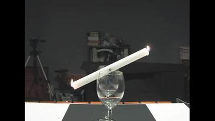 Трик сьс свещ!