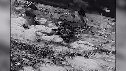Israel: IDF shares images of air-strikes destroying Hamas underground tunnels