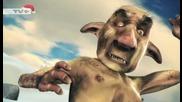 Гноми и тролове Тайната стая (2008)