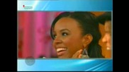 Beyonce Показва Талантите Си На Tyra Banks