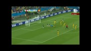 Мондиал 2014 - Мексико 1:0 Камерун - Нови съдийски гафове не спряха Мексико!