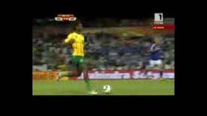 World.cup.14.06.2010. Japan - Camerooun полувреме 2