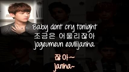 Exo K - Baby Don't Cry