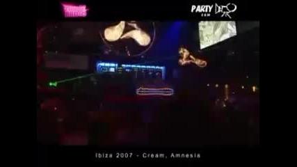 Ibiza 2007 Cream, Amnesia xvid