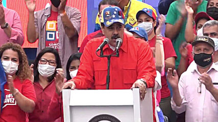 Venezuela: Maduro concludes election campaign, says he steps down if PSUV loses