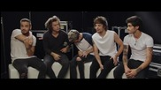 One Direction - Where We Are Concert Film - Interview 4