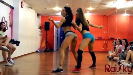 Raisky Dance Studio- Badinga [hd 720p]
