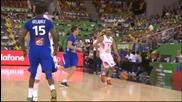 Испания мина през Франция за осминафиналите
