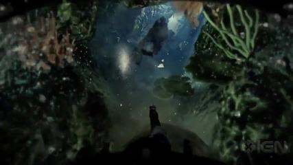 Call of Duty Ghosts Gameplay - Campaign Sneak Peek