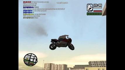 Gta Sa-mp Stunts