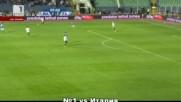 Георги Миланов - голове и асистенции за националния отбор