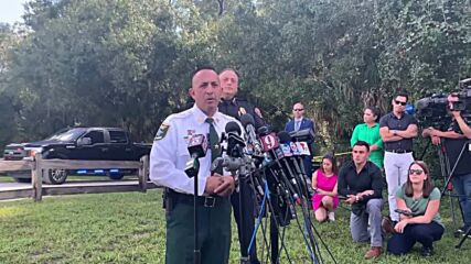 USA: Police talks of 'treacherous conditions' in manhunt of Brian Laundrie following remains discovered in Florida reserve