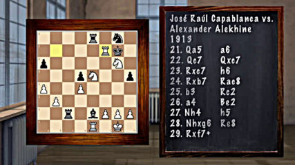 9411-24 - Picking a Chess Hero -
