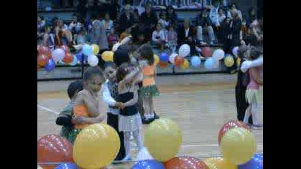 Деца Танцуват Латино