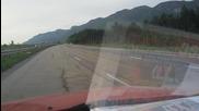 Поредното безумие - Монтана-враца като лунен пейзаж от изрезки по пътя!