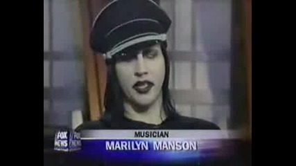Marylin Manson-OReilly-Interview