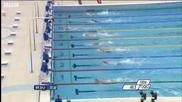 Майкъл Фелпс с трети златен медал и трети световен рекорд - Олимпийски игри Пекин 2008