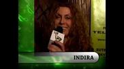 Indira:Поздрав Към Зрителите На Балканика