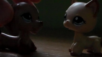 Lps:stormy in the Haunted hause(ep 1)