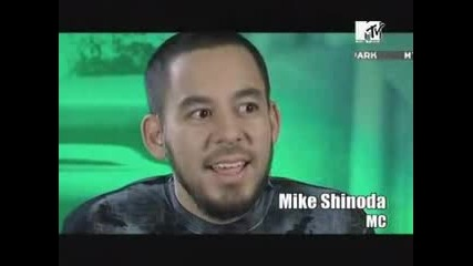 Mtv Masters - Mike And Chester Describe Each Other