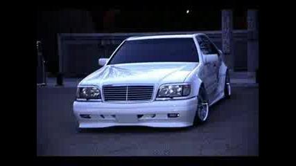 Mercedes - Benz W140 (photo)
