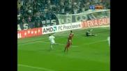 Гол На Zidane Real Madrid - Valladolid