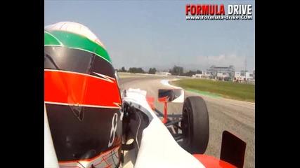 Владимир Арабаджиев Formula Drive 2011