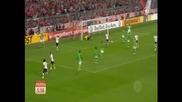 """""""Байерн"""" срази """"Хановер"""" с 4:1 в мач за Купата на Германия"""