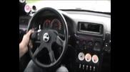 Vectra Turbo incar 100-200kmh & 0-260kmh