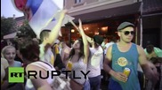 Serbia: Booze, food, dancing & more at the Guca Brass Band Festival