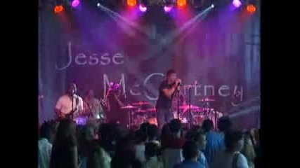 Jesse Mccartney - She s No You live
