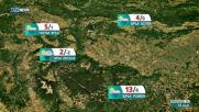Прогноза за времето на NOVA NEWS (14.05.2021 - 14:00)