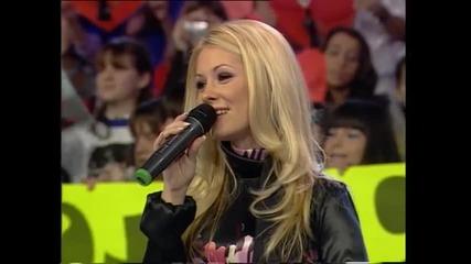 Aleksandra Bursac - Sta ce mi zivot bez tebe dragi (hq) (bg sub)