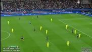 Пари Сен Жермен 1:3 Барселона 15.04.2015