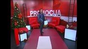 Aca Lukas - Sa ljubavi se skidam - Promocija - (TvDmSat 2014)