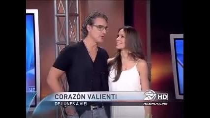 Cathy y Miguel en Puerto Rico, entrevista 2012