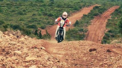 Ktm Dakar Test !