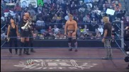 Wwe Edge - The Return of The Cutting Edge with Chris Jericho & Cm Punk & Undertaker Segment 2/5/10