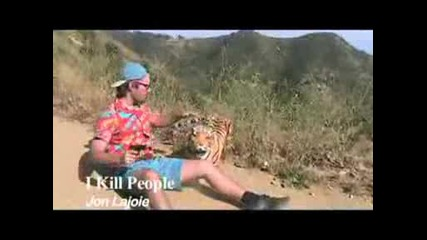 Jon Lajoie - Аз убивам хора
