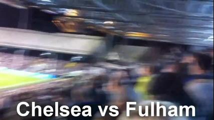 Песен от феновете на Челси за Фернандо Торес
