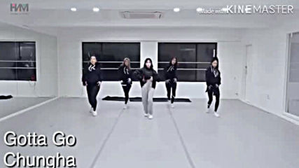 Kpop random dance challenge mirrored and count down