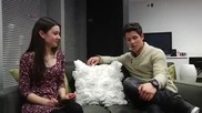 Cambio Interview Nick Jonas and Kevin Manno