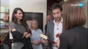Любомир Ковачев посреща гости - Черешката на тортата (05.02.2019)