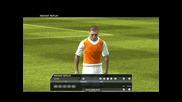 Fifa09 - Startov sastav na Manchester Utd