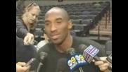Kobe Bryant :говори За Прескачането На...