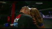 John Cena Kisses Eve Torres - Wwe Raw 21312 with Zack Ryder (hq)