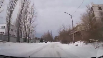 Автомобилна зимна разходка в Припят - 2017г