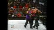 Wwf - Lita And Matt Hardy vs.The Unertaker - Royal Rumble 2002