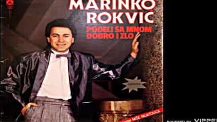 Marinko Rokvic - Pevajte sa mnom o jednoj zeni - Audio 1986